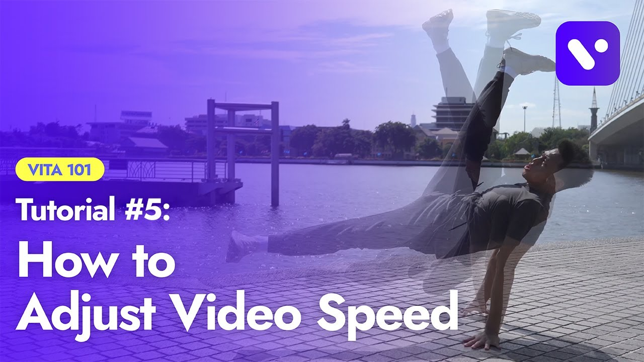 [How to] Reverse Videos with VITA | Play Back / Rewind Effect | #shorts