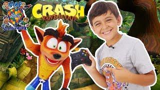 ЯРИК играет в Crash Bandicoot N. Sane Trilogy!