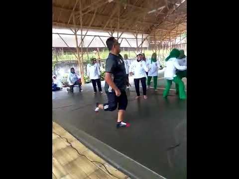 Senam Kreasi Juragan Empang by Budi Santoso