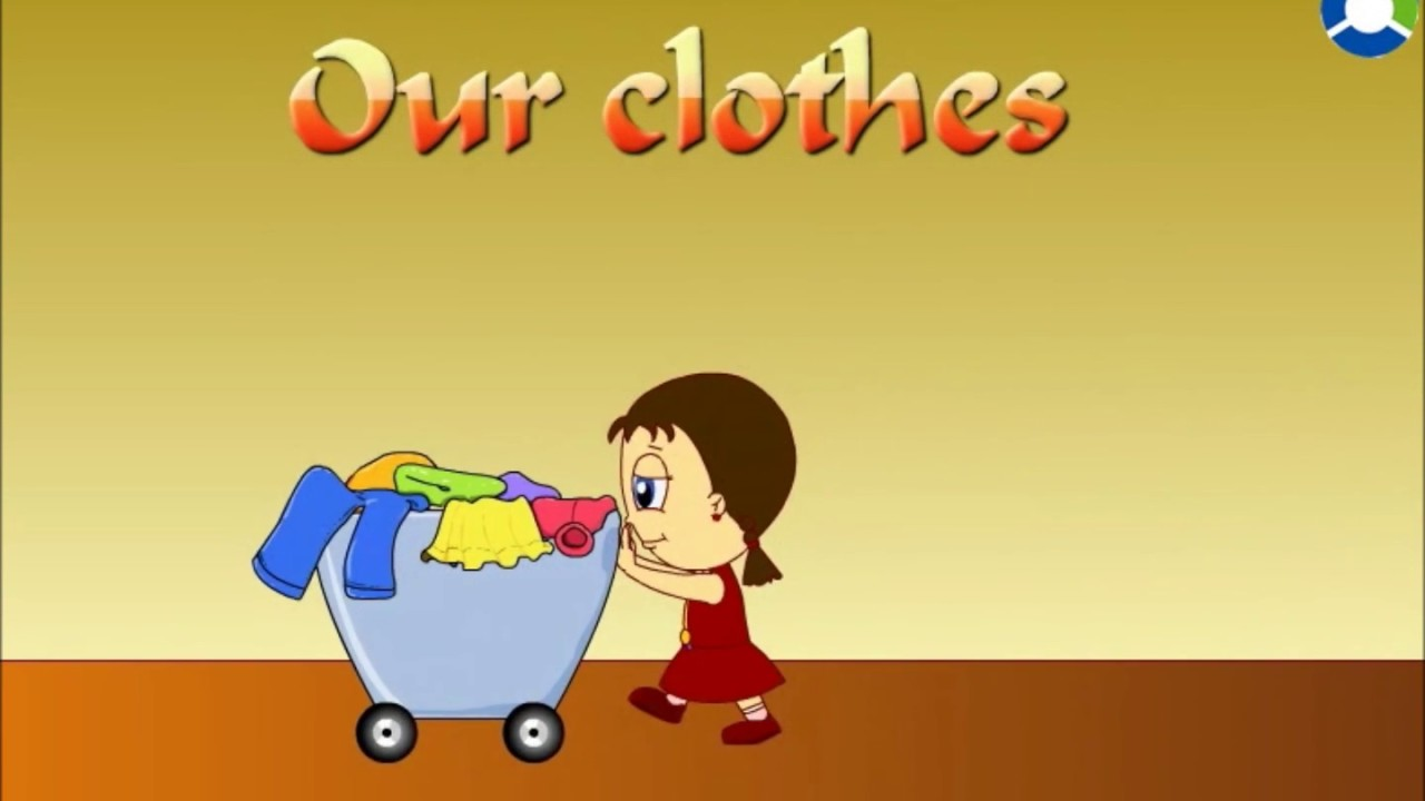 small resolution of Our Clothes - (CBSE Grade: 4 EVS) - YouTube