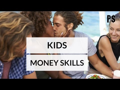 Money Management Skills for Kids – Professor Savings