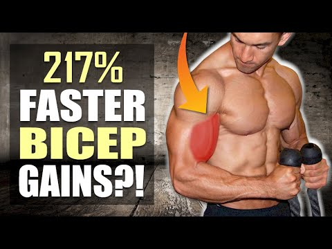 The Single BEST Bicep Exercise For Growth (YOU MUST DO THIS!)