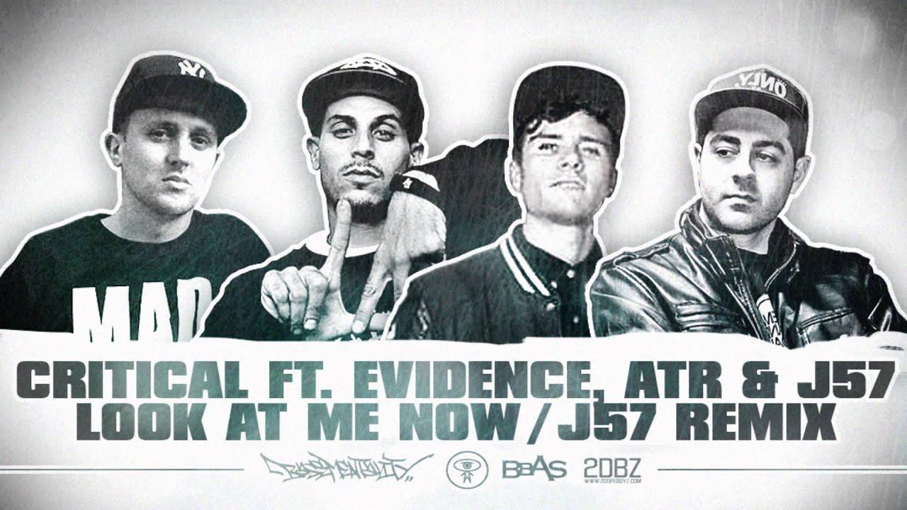 Download Critical ft. Evidence, ATR & J57 - Look at me now (J57 Remix)
