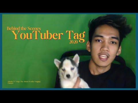 ANO NGA BA ANG SUBSCRIBER GOAL KO? (BTS YOUTUBER TAG 2020)   JZTV