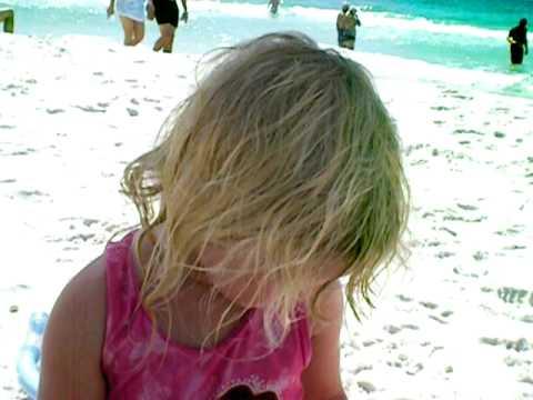 Stung By Jellyfish At Destin Beach Florida