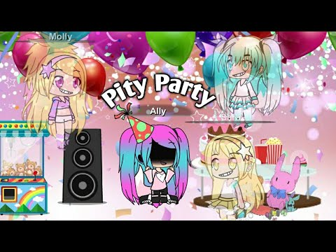 Pity Party (Gacha Verse Music Video) By: Melanie Martinez