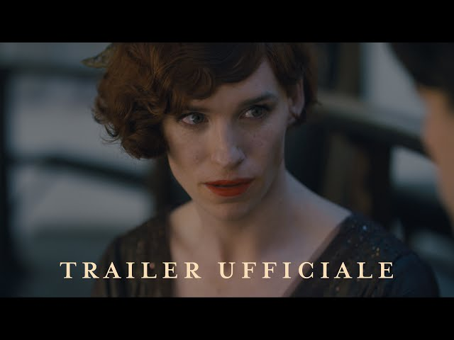 THE DANISH GIRL di Tom Hooper - Trailer italiano ufficiale