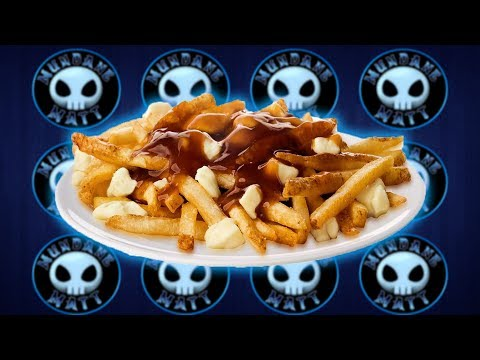 WTF - Professor proclaims that Poutine is guilty of Cultural Appropriation