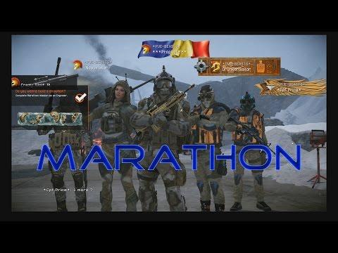 Warface - MARATHON as ENGINEER
