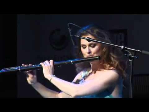 Karin Leitner - cancion titanic en flauta tranversa