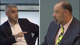 David Kurten grills Sadiq Khan on grooming gangs in London and his support for 'Black Lives Matter'.