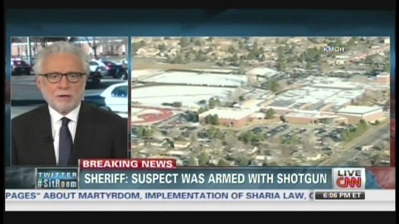 Arapahoe High School Shooting News Coverage Centennial