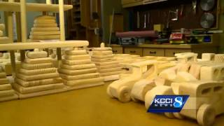 Iowans Use Love Of Woodworking To Give Back