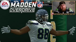 MADDEN OVERDRIVE MY FIRST OVERDRIVE GAME - INSANE NEW MOBILE GRAPHICS #MADDENOVERDRIVE