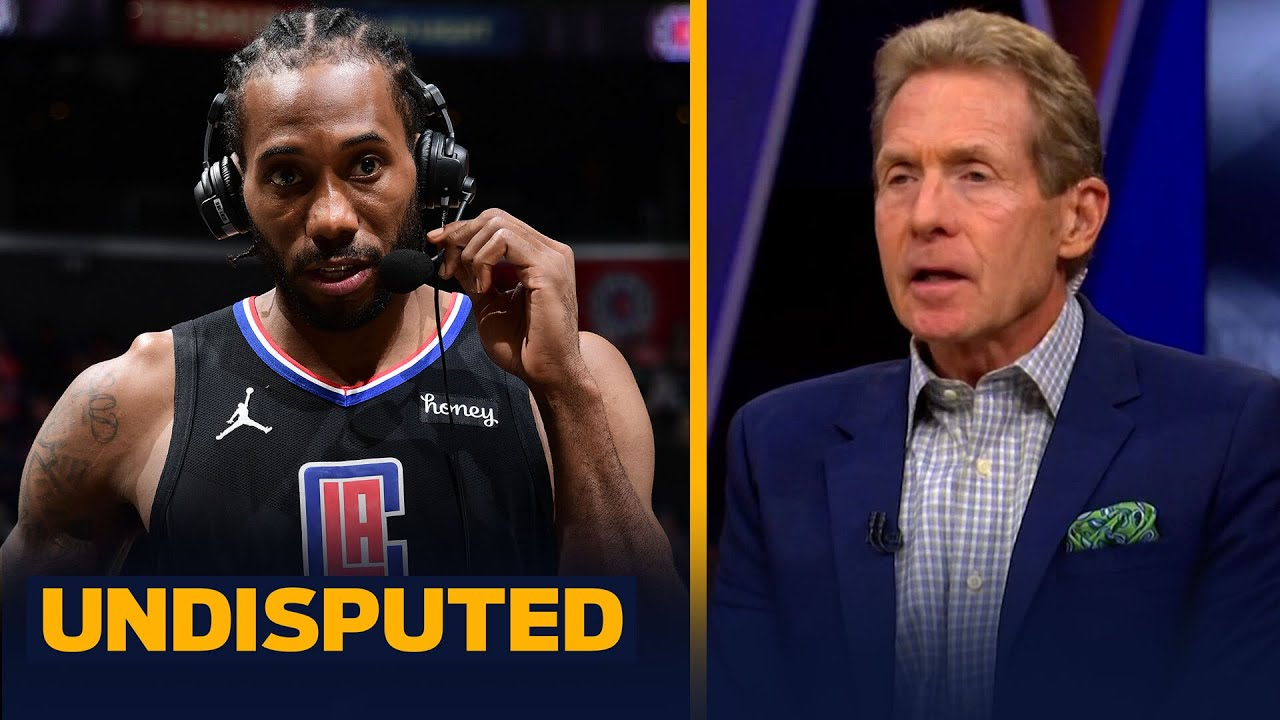 Skip & Shannon discuss Kawhi Leonard's injury and whether the Clippers win GM 5 | NBA | UNDISPUTED