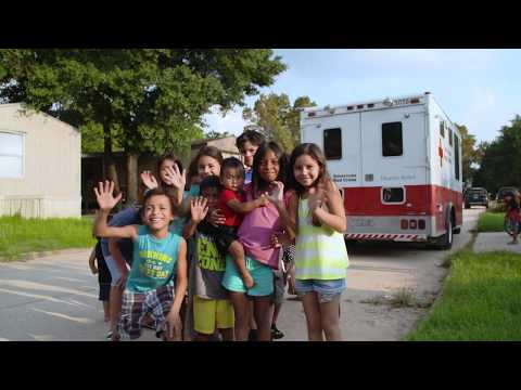 Harvey and Irma: The Red Cross Responds