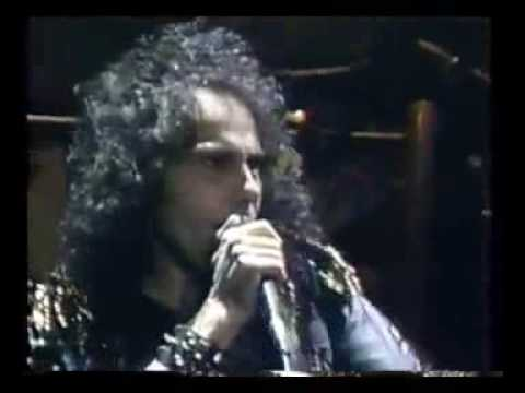 Dio - Stand Up And Shout Live 1986