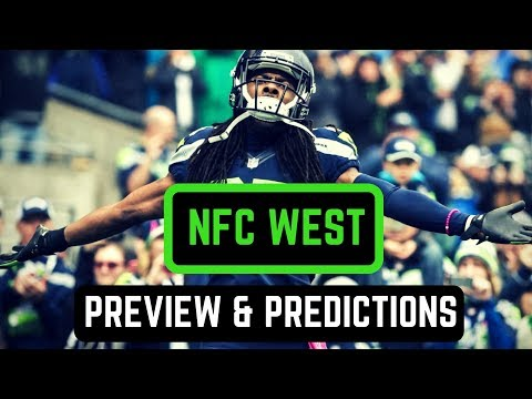 NFC West Division Preview | NFL Predictions 2017