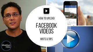 Gambar cover How To Upload a Video to Facebook