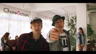 Chore&ction 07 by 【Hilty & Bosch】 Music : DJ Cassidy - Make the World Go Round ft. R. Kelly