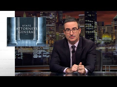 State Attorneys General: Last Week Tonight with John Oliver (HBO)