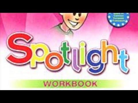 Аудио к рабочей тетради Spotlight 2 Английский в фокусе для 2 класса