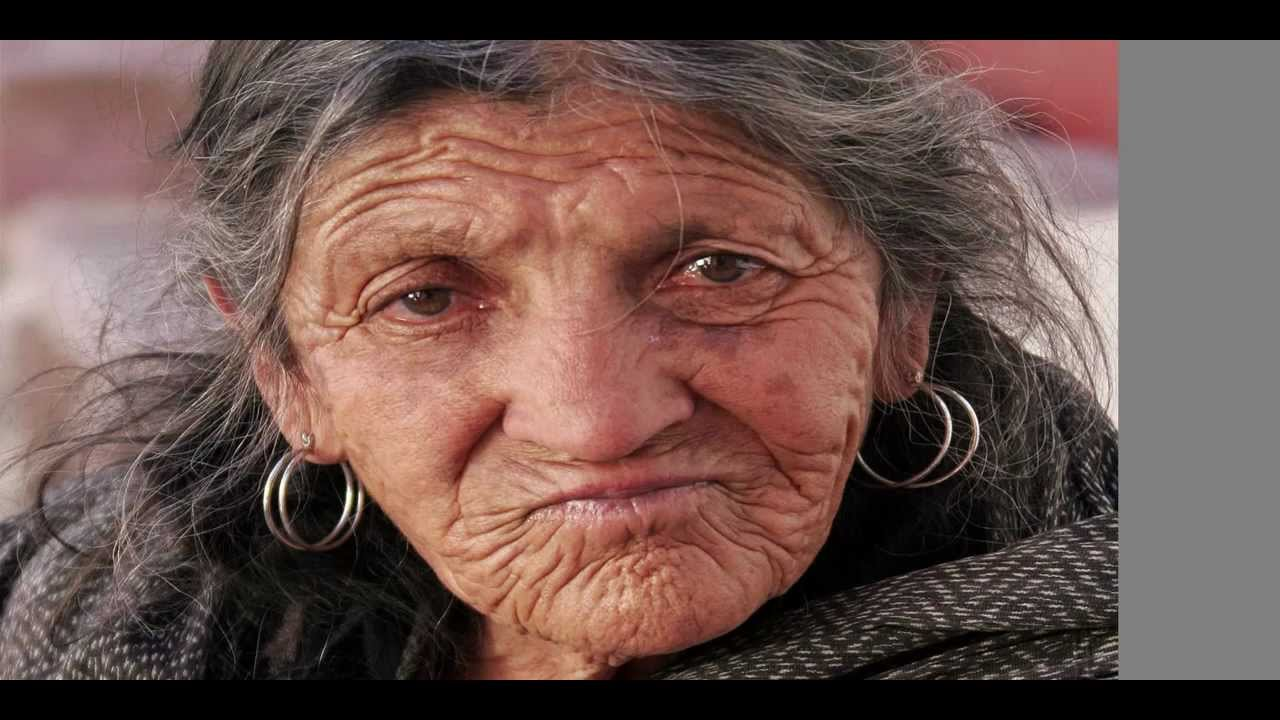 Transform Old Lady To Young Lady Photoshop Hd - Youtube-4810