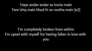 Download Awari from Ek Villain Lyrics with Translation [Rocking Nayoom] MP3 song and Music Video