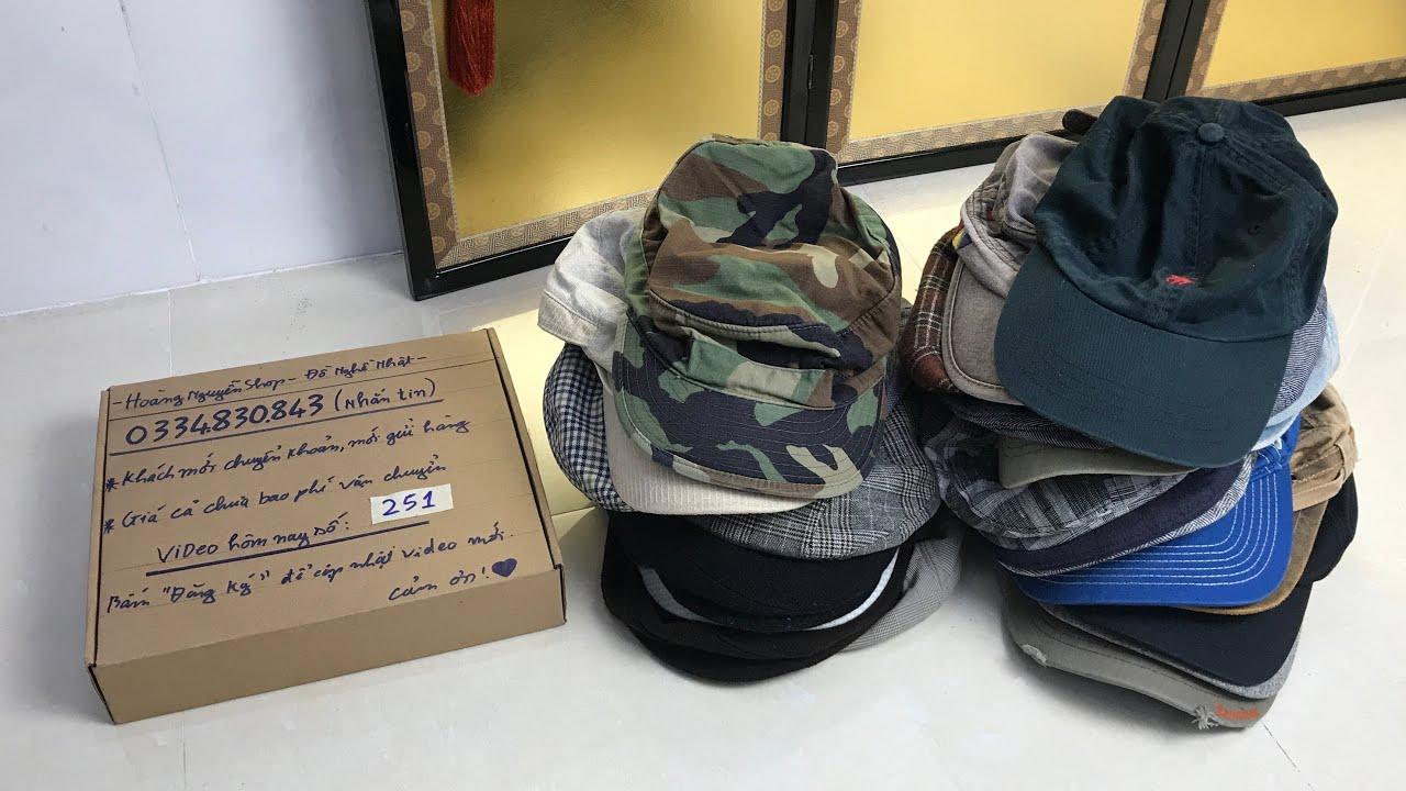 VIDEO 251 nón kết đẹp mới về nhiều nón mỹ 🇺🇸 nón lính nón korea nón italy🇮🇹 nón bere bánh tiêu | Bao quát các thông tin nói về nón thời trang nữ hàn quốc chuẩn nhất
