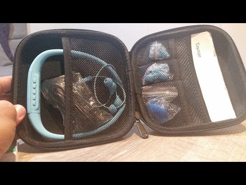 Tayogo Waterproof AMPhibious bluetooth smart headphones