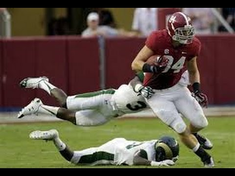 Brian Vogler, Tight End – Alabama Career Highlights – 2015