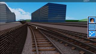 ROBLOX AB Trains 1.5K Charter w/ Drivers Eye View