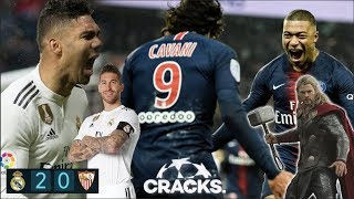 MBAPPÉ no descarta ir al MADRID | GOLAZO de CASEMlRO; Ramos responde a BURLAS | ¡PARlS golea 9-0! |