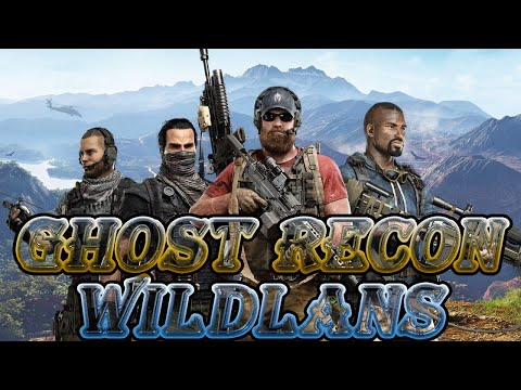 Ghost Recon Wildlands #4 (компания) Дислокация в новый район