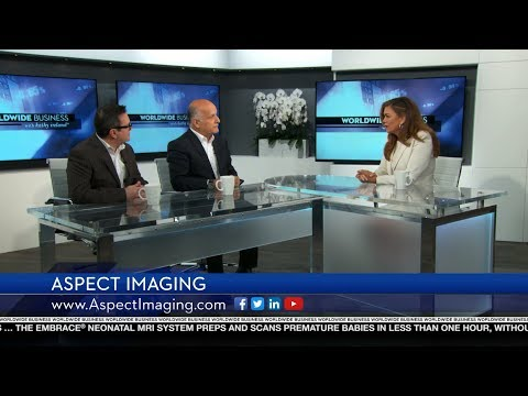 Aspect Imaging featured on Worldwide Business with kathy ireland®