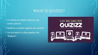 What is Quizizz ?
