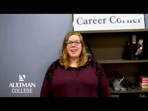 Intro to Student Success Center at Aultman College