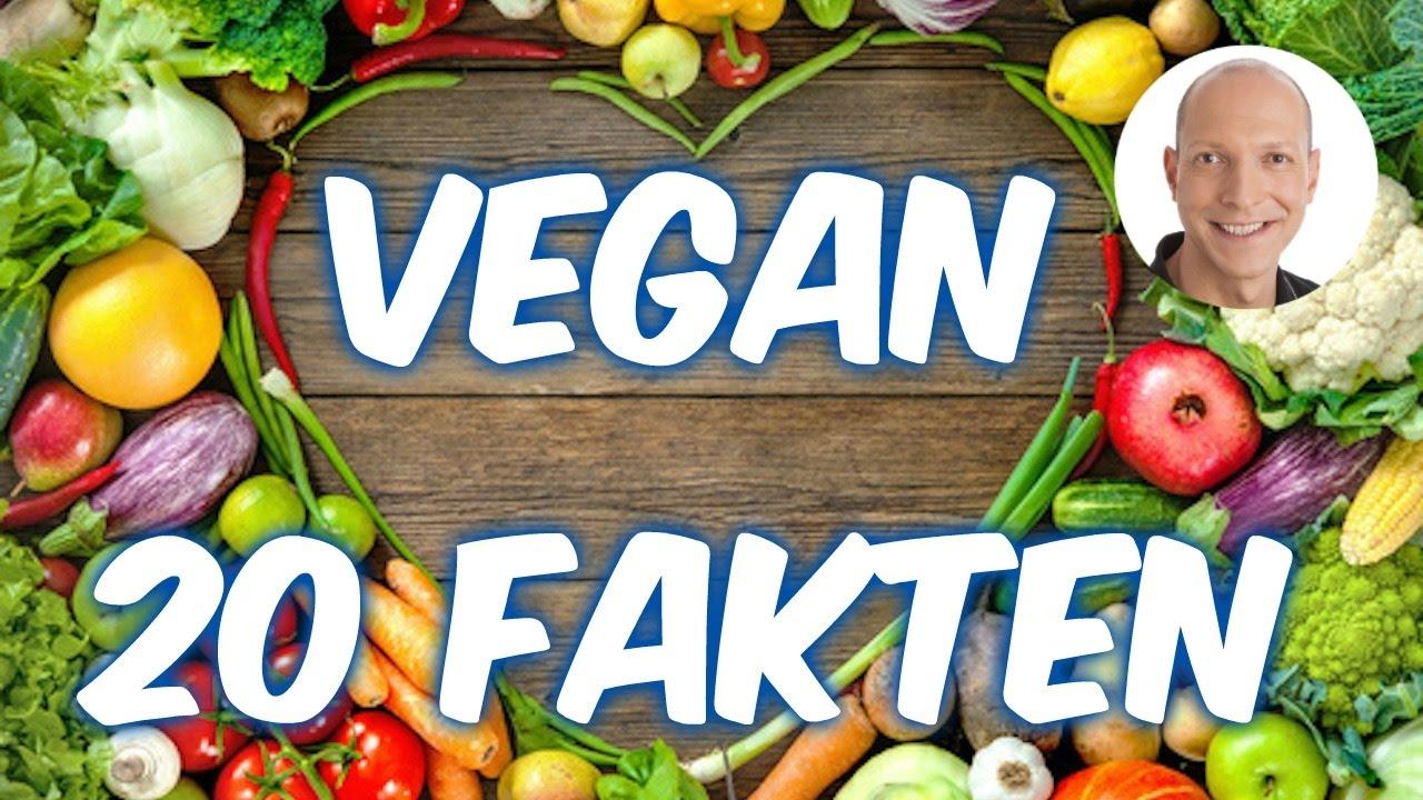 Vegan - 20 Fakten zum Nachdenken ...