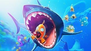 АКВАРИО [1] ВЫРАЩИВАЕМ РЫБУ МЕЧТЫ Мультик игра для детей про Рыбок