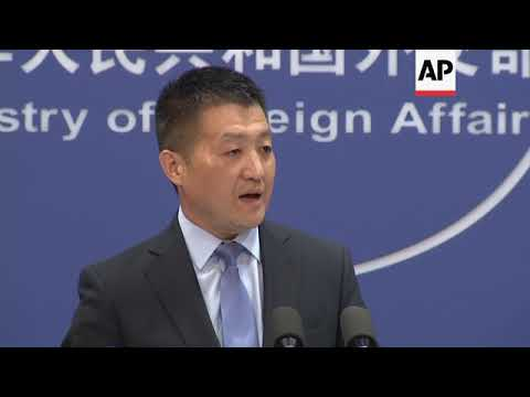 China defends detention of ex-Interpol president Meng Hongwei
