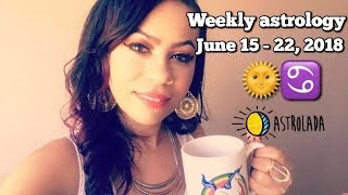 Video Weekly Horoscope for June 15th - 22nd, 2018 & Celebrity Coffee Talk!   Freddie Mercury ☿ download MP3, 3GP, MP4, WEBM, AVI, FLV Juni 2018