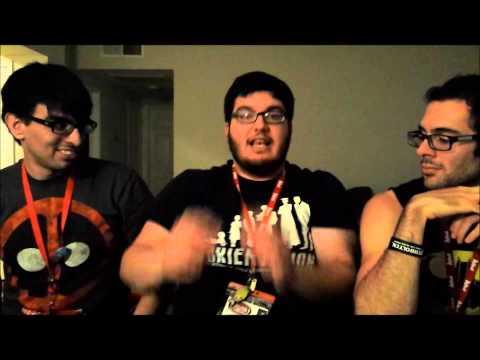 Cardfight! Vanguard: Team Fuzzy Panda Interview