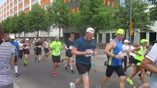Stockholm Marathon 2018 – Lindhagensgatan
