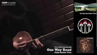 "John Butler Trio ""One Way Road"" を普通のギターで強引に弾いてみた - ITASP ft. SE"