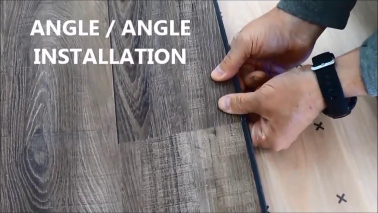 Install Adura Max Vinyl Plank Floors