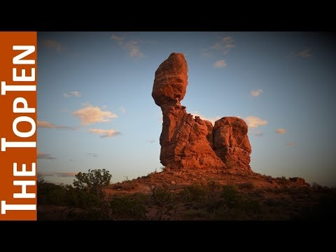 The Top Ten Famous Balancing Rocks Around the World