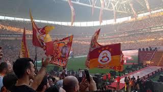 Şampiyon Galatasaray - Fener Ağlama 2018 #21 - Vip Numaralı Tribün Vlog