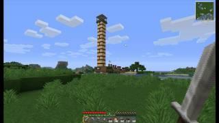Minecraft Let's Play #085 - (Ist der Leuchturm noch nicht fertig?)[Deutsch] -HD-