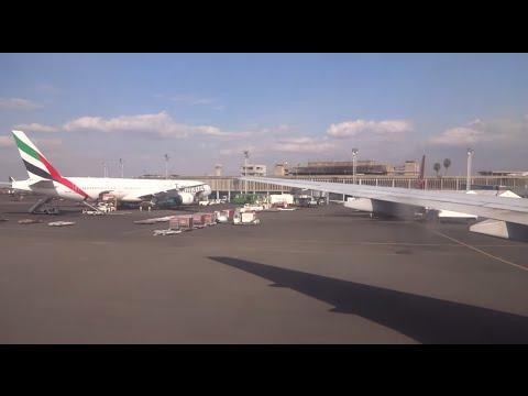 Landing Nairobi Jomo Kenyatta Int. Airport  (good terminal wreckage view)