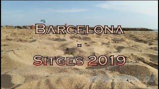 Impressionen aus Barcelona und Sitges 2019